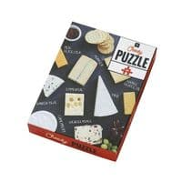 Christmas Puzzle - Cheese 250 Pieces Talking Tables Jigsaws